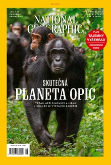 National Geographic 8/2020