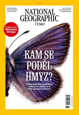 National Geographic 6/2020