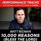 10,000 Reasons (Bless the Lord) [Performance Tracks] - EP