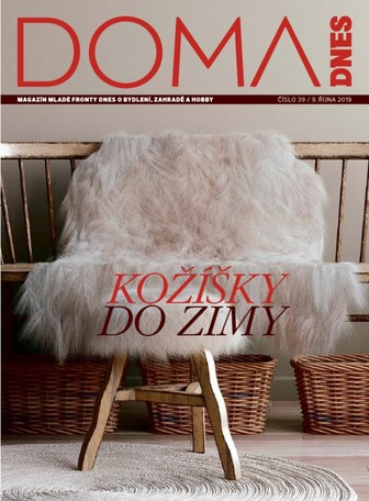 DOMA DNES - 9.10.2019